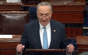 CLASSLESS SCHUMER FREAKS OUT IN RESPONSE TO GINSBURG DEATH [DETAILS]