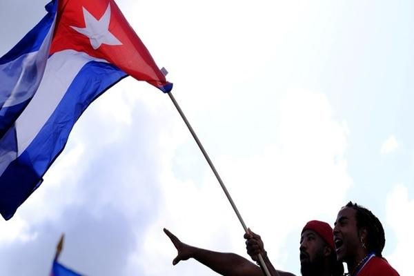 Wow: Far-Left Assigns Blame For Cuba's Turmoil