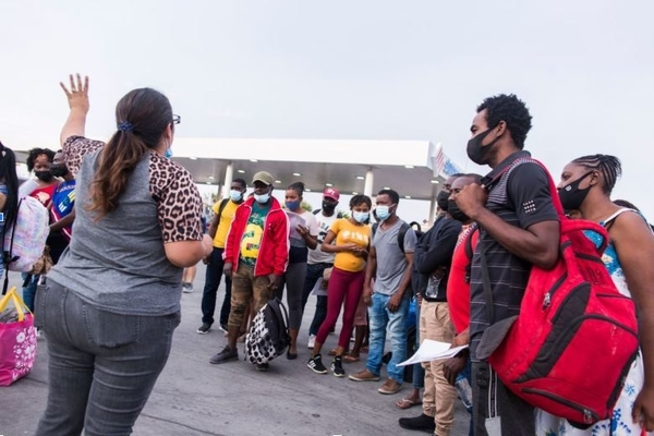 Bombshell: Biden Admin Lied – Haitian Migrants Released Into The U.S.